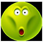 Зеленые смайлы Green (148х148 png)